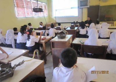 Laboratorium IPA SMP Dharma Pancasila Medan