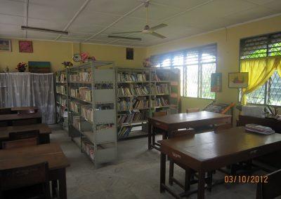 Perpustakaan SMP Dharma Pancasila Medan