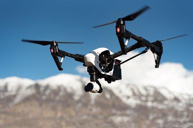 Drone Buatan Siswa SMP Dharma Pancasila